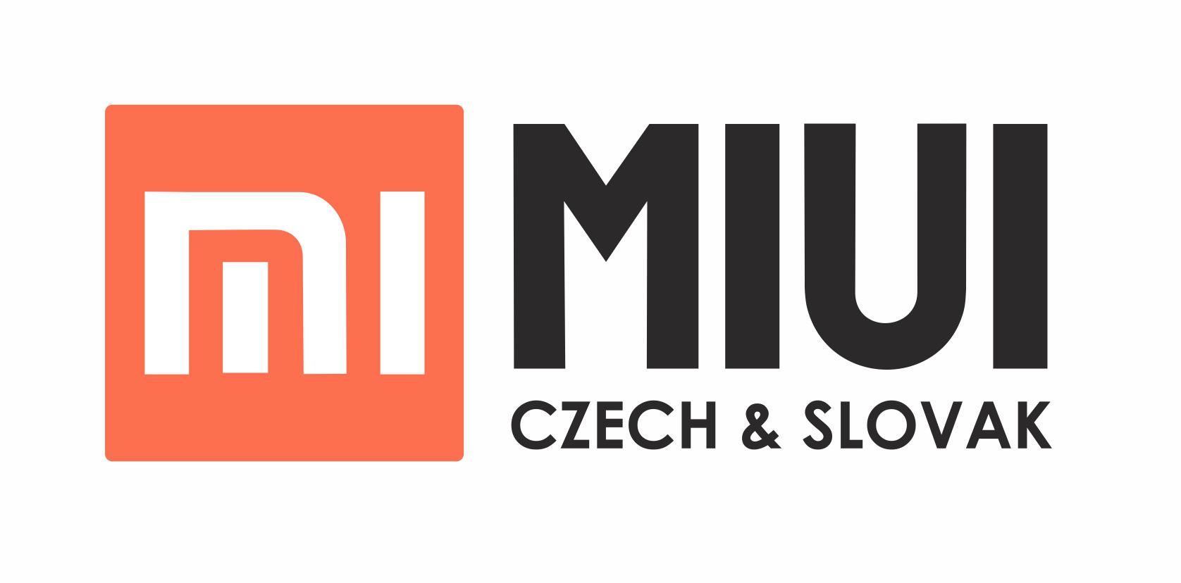 MIUI-Czech-a-Slovak