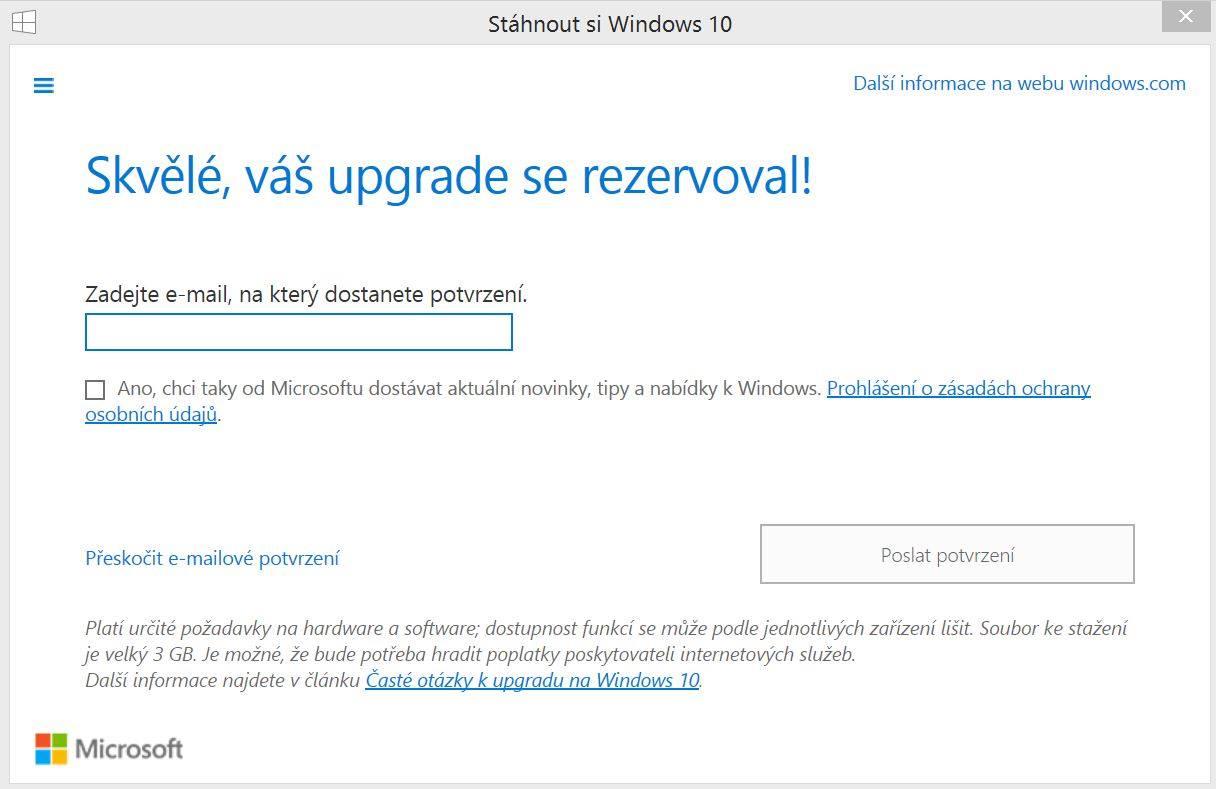 windows-10-rezervovano