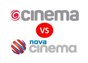 Cinema JOJ vs NOVA