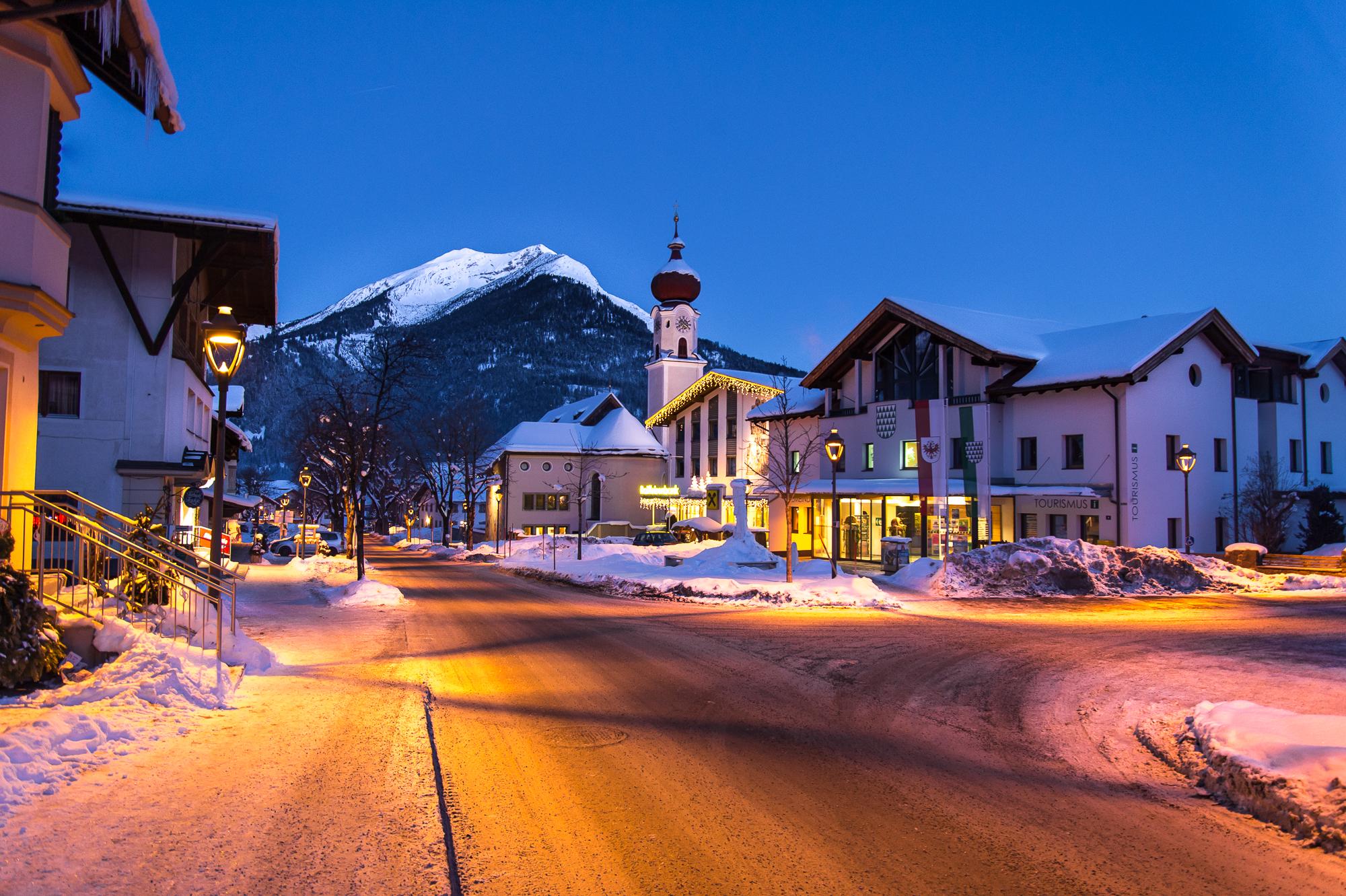 ehrwald-austria